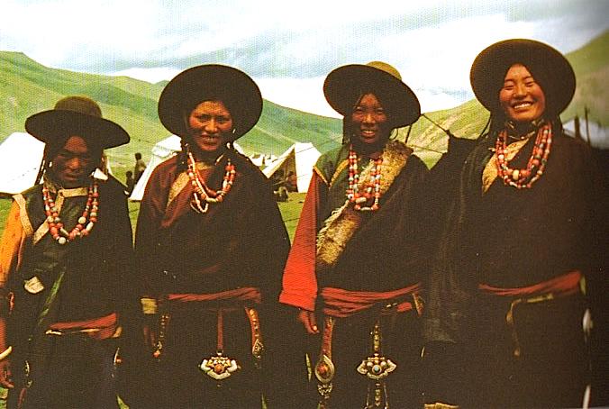 Bead Around the World -  Tibet